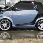 """Smart Fortwo 16""""-17"""" Replica Brabus Wheels"""